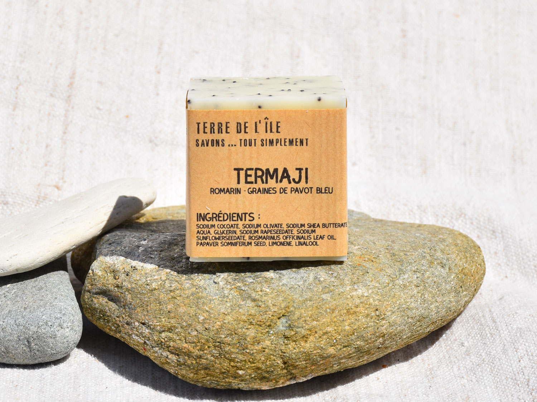 Savon artisanal Termaji 100 gr.