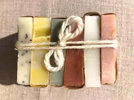 Méli-Mélo de 6 savons de courtoisie