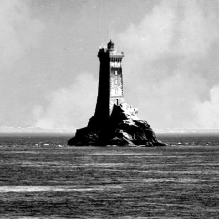Phare de la Vieille Pointe du Raz Bretagne