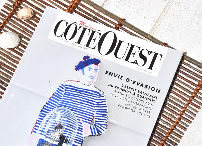 Côté Ouest magazine été 2020