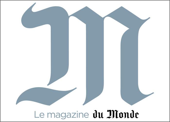 M Le Magazine du Monde logo