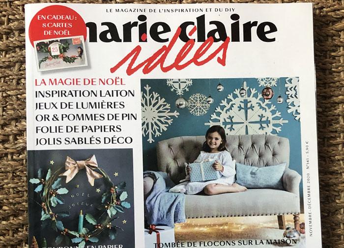 Marie-Claire Idées Couverture