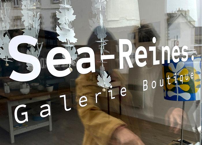 Ouverture de Sea-Reines boutique-galerie Lesconil