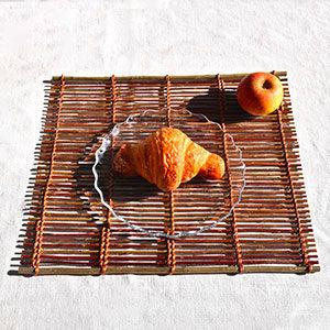 Set de table artisanal en osier